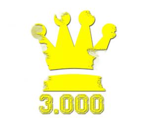 3000 Euro Krone Symbol